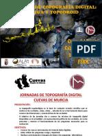 2016-05-28 Cartel Curso Topografía Digital Calasparra