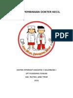 Modul Pembinaan Dokter Kecil