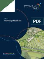 SHP2016 - Planning Statement