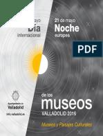 2016 Dia-noche de Los Museos