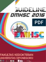 Guideline Dmhsc