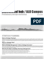 Reference Doc 4 - Strategic Planning and Typologies