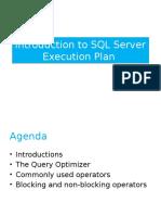 Sql Server Execution Plan