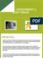 presentation body image