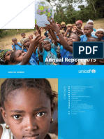 UNICEF Cameroon Annual Report 2015