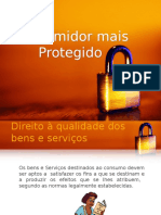Consumidor Mais Protegido( Miguel e Márcio)
