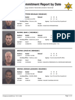Peoria County Jail Booking Sheet 6/4/2016