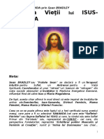 Povestea Vietii Lui Isus-Sananda