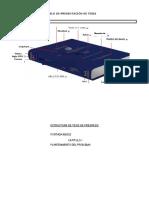 Presentacion Estructura Tesis