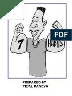 7 habits vocabulary