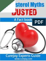 Cholesterol Myths Busted