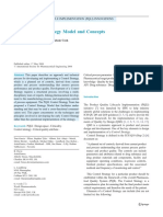 PQLI Control Strategy Model and Concepts