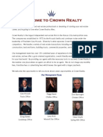 Welcome to Crown Realty