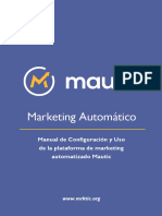 Manual Mautic 1.4.1 en Español