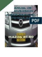Mazda BT50 Inyeccion Secuencial NGV