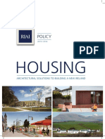 RIAI - Housing_Policy_November 2015-2016