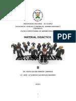 Material Didáctico RRHH II