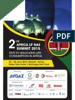 LP Gas Africa 2015