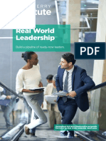 Korn Ferry Institute RealWorldLeadership Report 2