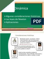 Dinamica-Lineal y Circular
