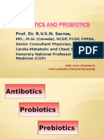 Probiotics by Dr Sarma