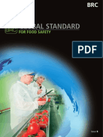 BRC Global Standard for Food Safety Issue 6 UK Free PDF