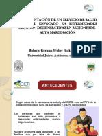 Implementacion SS Salud UJAT