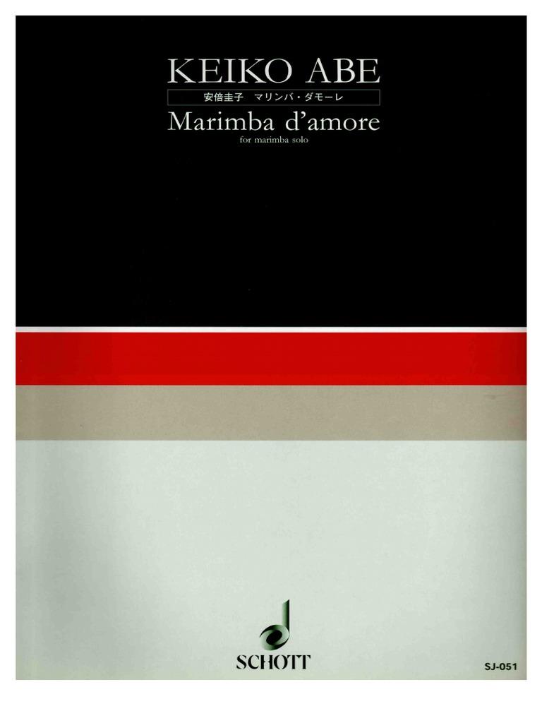 Abe K Marimba D Amore