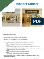 Retail Profit Model