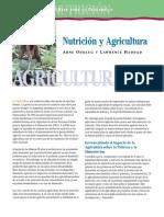 Nutricion y Agricultura
