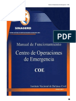 Manual de Funcionamiento Coe Rev 21 Nov 2011