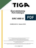 Stiga SRC 685 User Guide