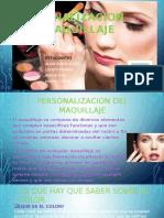 PERSONALIZACION maquillaje