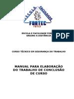 Manual Elaboracao TCC EAD