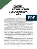 La Revolucion Desconocida Volin