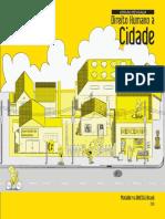 Cartilha Direito à Cidade Plataforma Dhesca