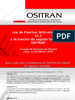 Ley de Puertos