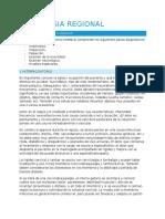 Semiologia Regional 2 - orientada a traumatologia