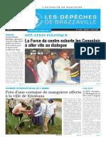 Les Dépêches de Kinshasa