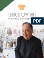 Lance Wyman manantial de creatividad