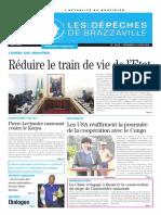 Réduire Train de vie de l'Etat