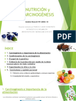 Nutrition and Carcinogenesis
