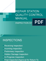 FAR 145 Inspection System