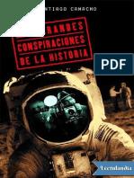 20 Grandes Conspiraciones de La Historia - Santiago Camacho