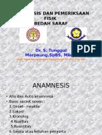 dr Tunggul - Anamnesis dan Pemeriksaan Bedah Saraf.pptx