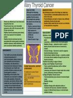 patient info sheet thyroid cancer final