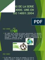 SGA Segun La Norma ISO 14001-2004