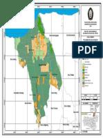 Peta Administrasi Desa Bumiharjo Keling