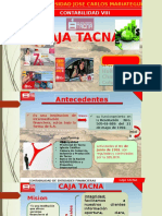 Caja de Tacna Diapositivas