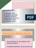 Administracion Neoclasico y Estructural (1)
